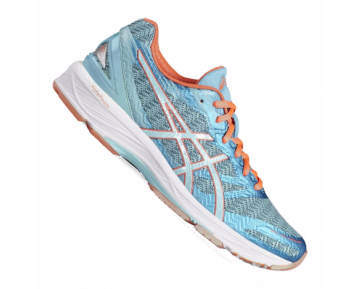 Asics Gel-DS Trainer 22 Running Damen Orange/Hellblau/Hellweiß F3967 10074355