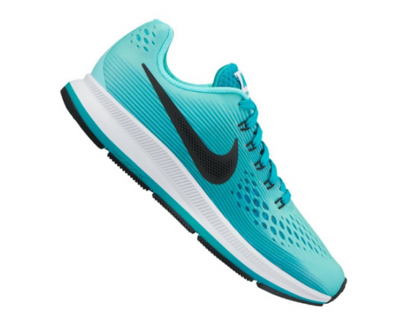 Billig Online Nike Air Zoom Pegasus Running Kinder Türkis