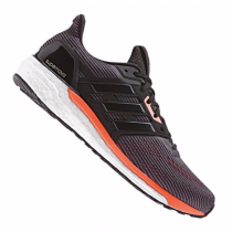 adidas Supernova Running Herren Grau/Schwarz/Orange 10080679