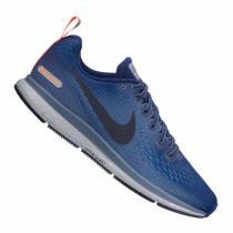 Nike Air Zoom Pegasus 34 Shield Running Herren Blau ausblenden/Orange/Dunkelgrau/Nur Blau F400 10089653