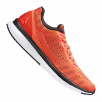 Reebok Print Smooth Running Herren Orange/Hellweiß/Helles Schwarz 10077123