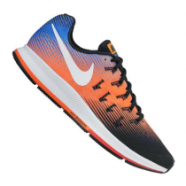Nike Air Zoom Pegasus 33 Running Herren Blau/Orange/Weiß/Schwarz F010 10074585