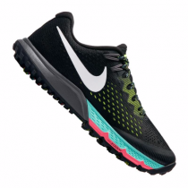 Nike Air Zoom Terra Kiger 4 Running Damen Schwarz/Weiß/Grün/Blau/Orange F001 10087689