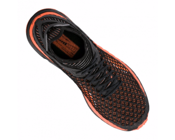 PUMA Speed Ignite Netfit Running Herren Schwarz/Orange F03 10078300