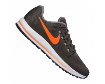 Nike Air Zoom Vomero 12 Running Herren Grau/Orange/Schwarz/Weiß F007 10087677